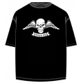 NA108 NABD Winged Skull Design