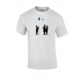 Banksy Tesco t shirt in White