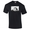 Banksy 20th Century Fox Blockade t Shirt in Black